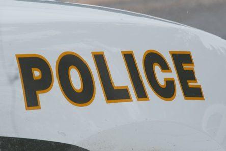 Une amende de 100 $ pour avoir craché au visage d'un policier
