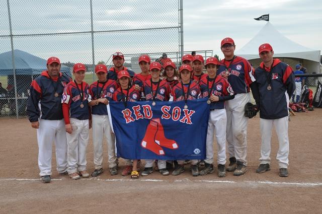 Michel Brisson fier de ses Red Sox