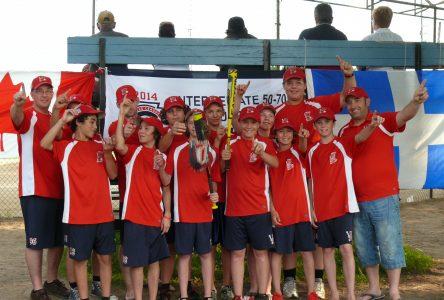Direction Calgary pour les jeunes Red Sox