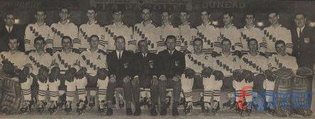 Retrouvailles 40e pour les anciens Rangers