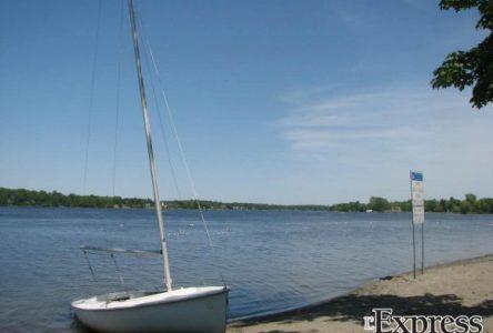 Rivière Saint-François: le niveau d'eau est revenu à la normale