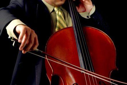 Sébastien Lépine jouera sur un violoncelle Stradivarius 1699