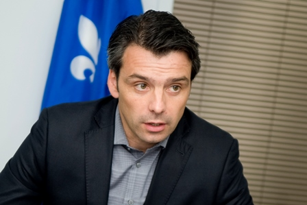 «Nous accomplissons les changements voulus par les Québécois» – Sébastien Schneeberger
