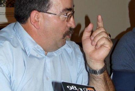 Simon Bouchard : les Voltigeurs lancent la serviette