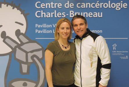 Sylvie Boivin et Rock Moisan participeront au Tour CIBC Charles-Bruneau