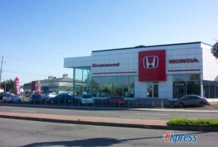 Toyota Drummondville et Drummond Honda appartiennent maintenant au même propriétaire
