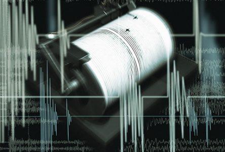 Un tremblement de terre est ressenti à Drummondville