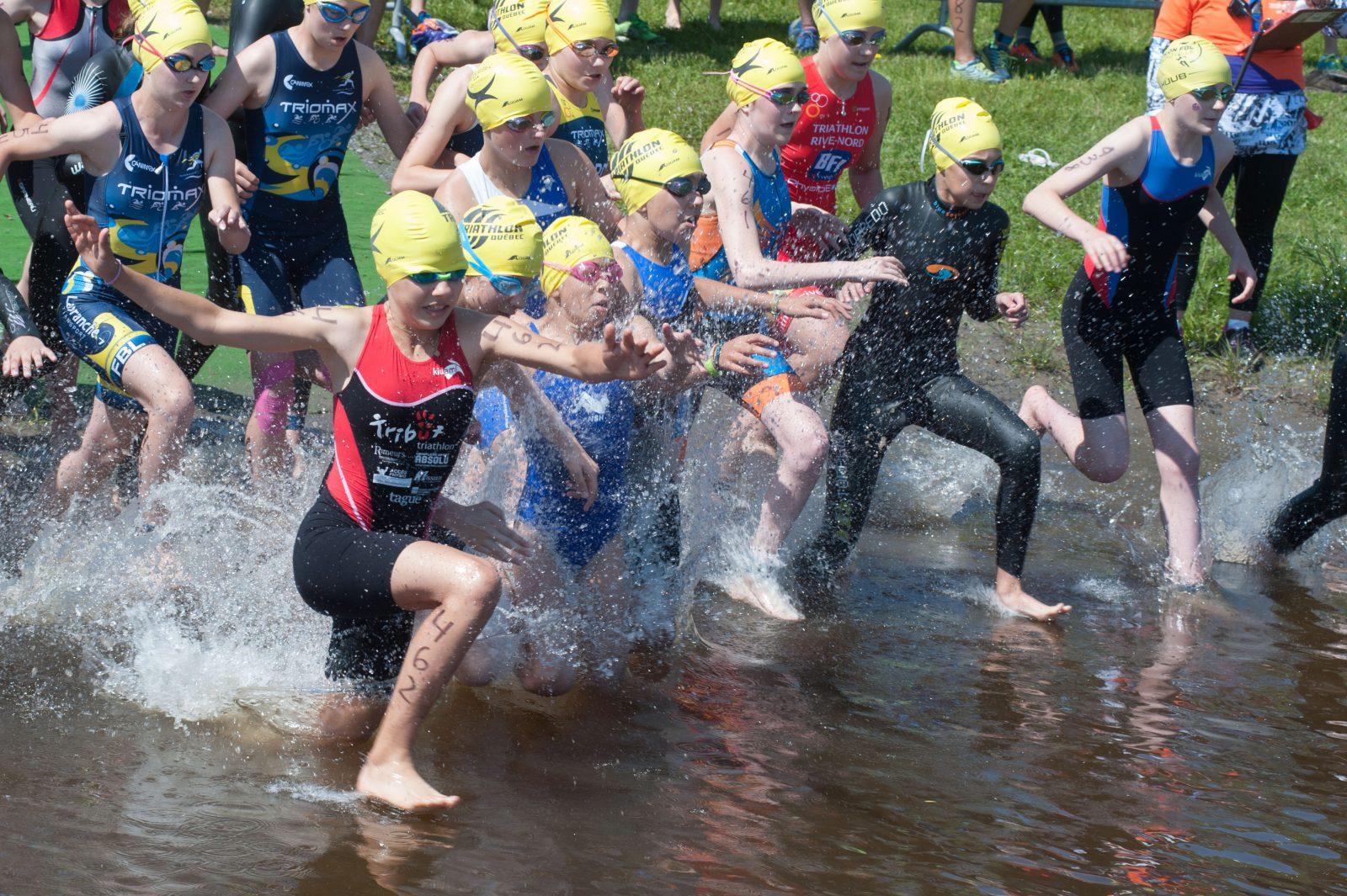 Le Triathlon de Drummondville est annulé