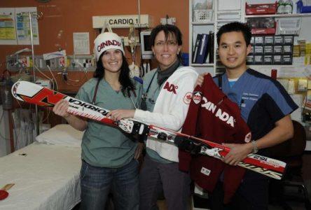 Trois médecins d'ici participeront aux Jeux olympiques