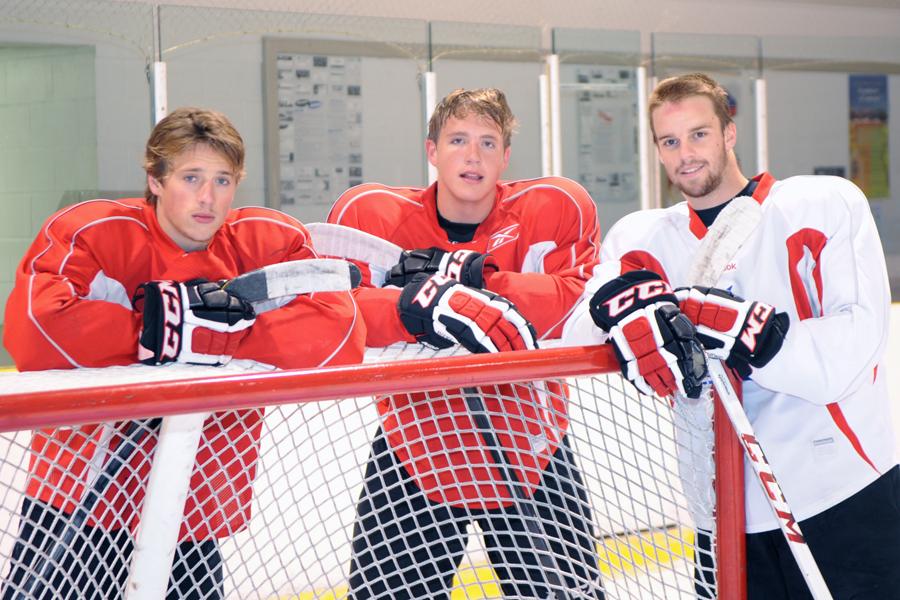 Des conseils pour les jeunes hockeyeurs
