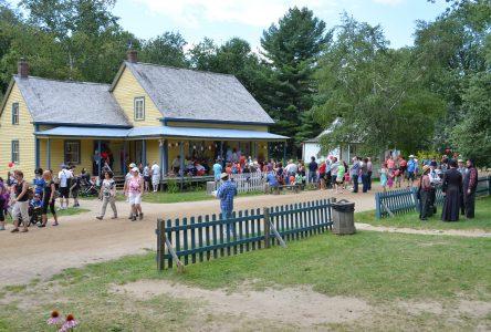 Une aide urgente consentie au Village québécois d'antan