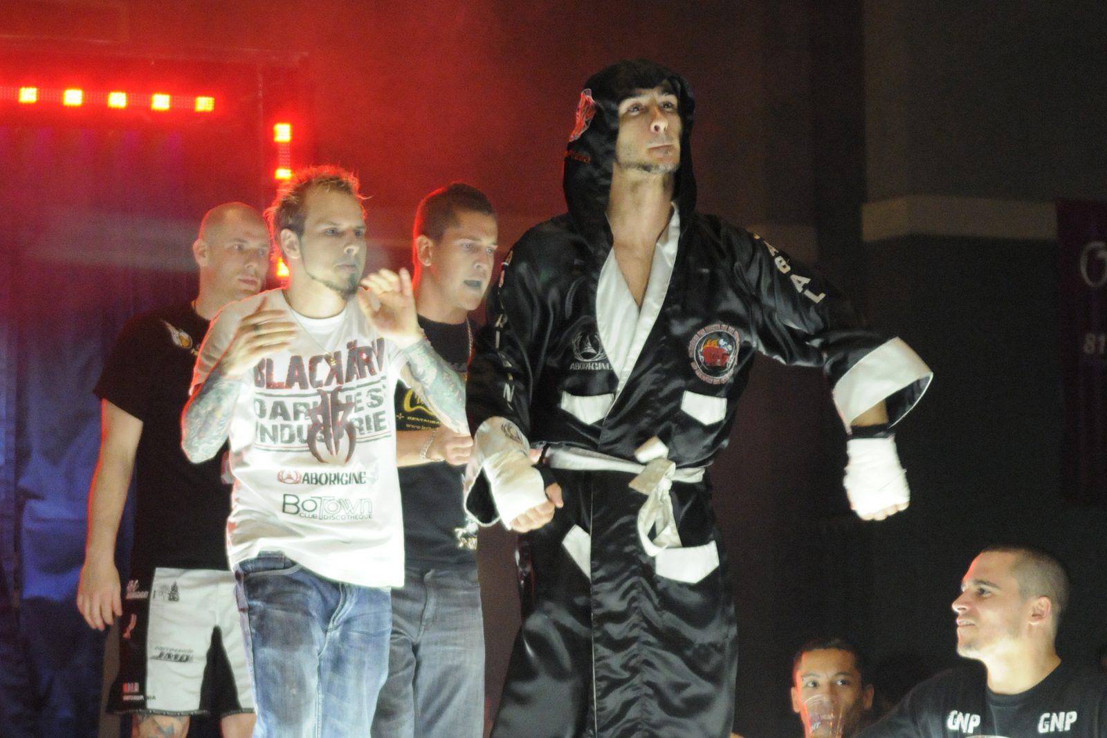 Yanick Bergeron veut faire revivre le kickboxing