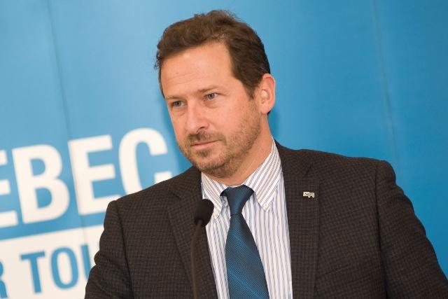 Yves-François Blanchet ne sera pas candidat dans Drummond