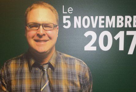 Dominique Croteau promet une baisse de taxe