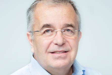 Le conseiller Pierre Lavigne sollicite un nouveau mandat