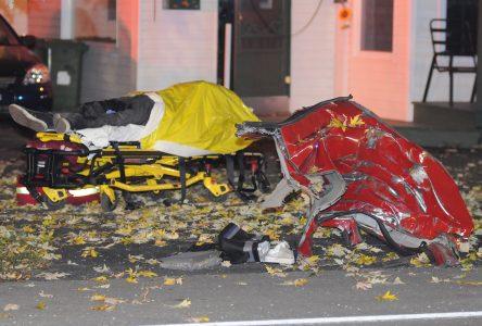 Nuit funeste sur le boulevard Mercure : 2 morts (photos)
