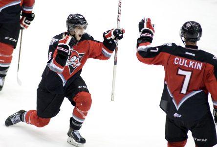 Le hockey d'avril inspire Ratelle et Grand-Maison