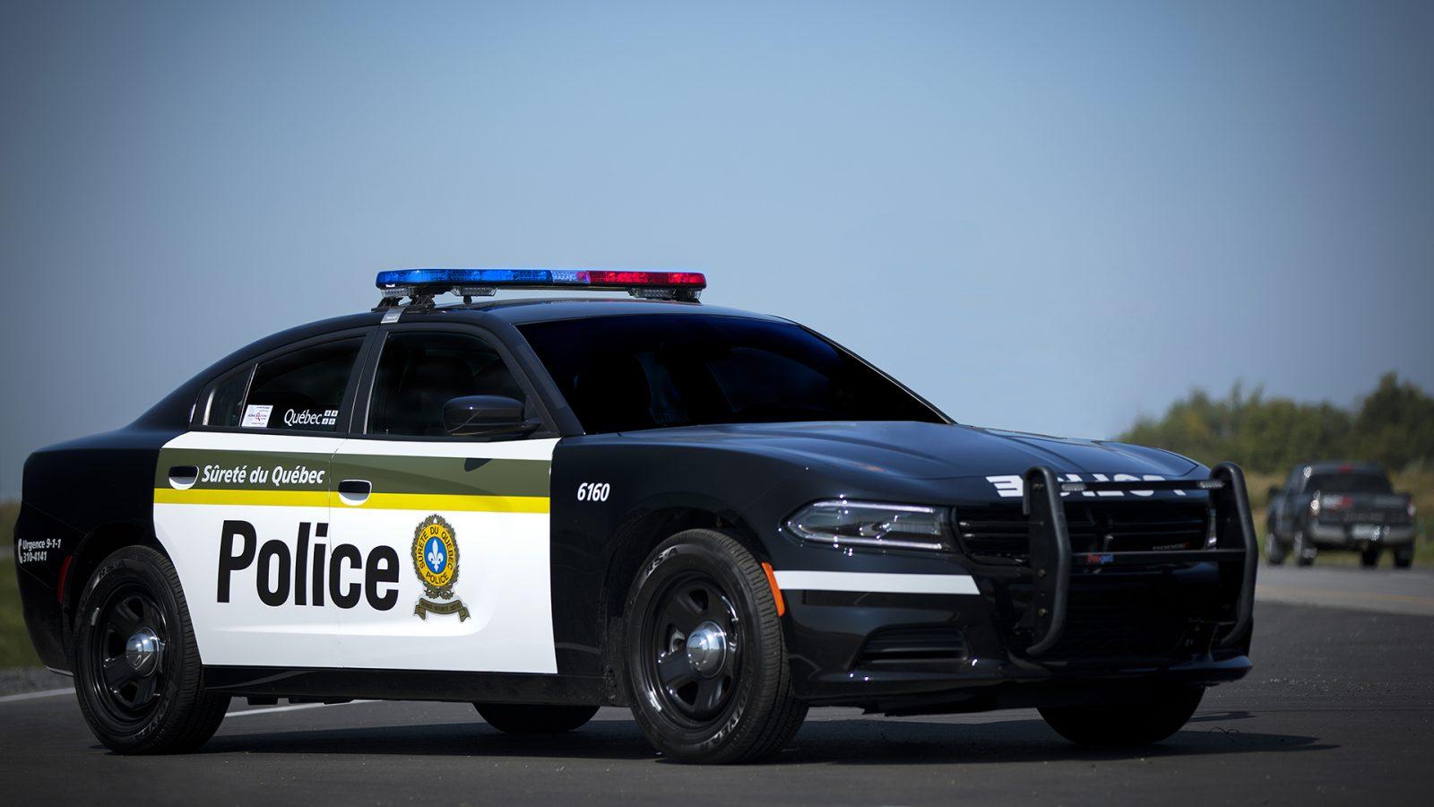 Arrestation pour vols de véhicules à Drummondville