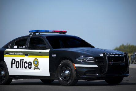 Arrestation d'un conducteur récalcitrant grâce à une policière en civil