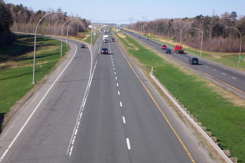 Saint-Simon : l'autoroute 20 est sera fermée en fin de semaine
