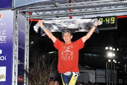 Triomax se distingue à l'Ironman de Mont-Tremblant