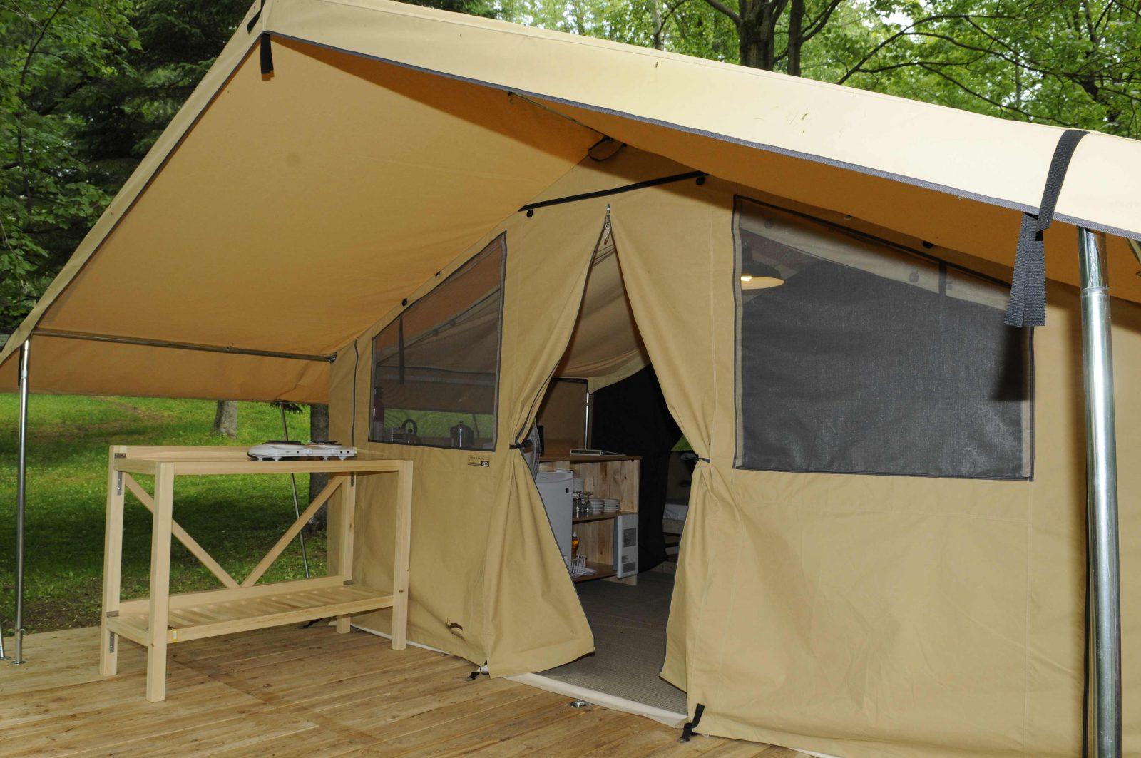 Sépaq : grève au camping des Voltigeurs à compter du 17 juillet