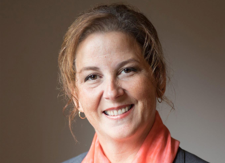 Claudia Kirouac, candidate dans le district 3 à Saint-Cyrille