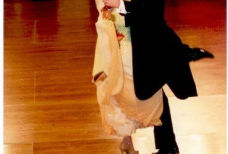 Compétition de danse de l'Association amateur de danse sportive
