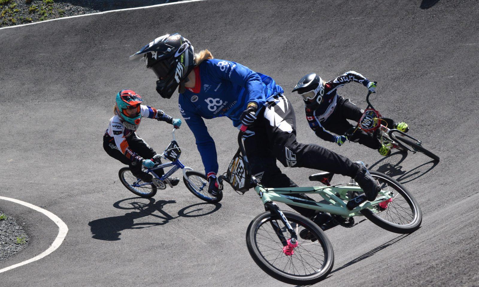 La coupe Canada de BMX en lice pour un Maurice