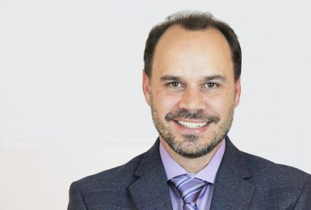 Élections municipales : Dominic Martin en mode « écoute »