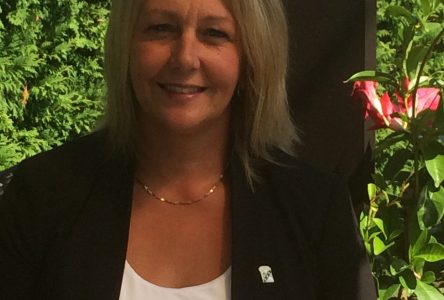 Nathacha Tessier veut devenir mairesse de Saint-Germain