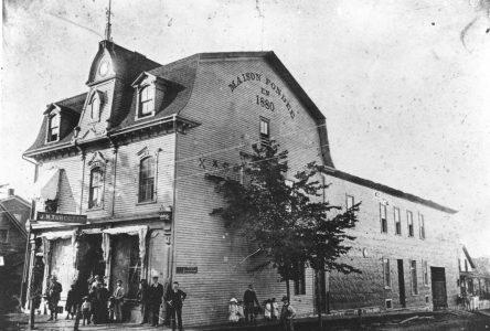 Le magasin général de Jean Napoléon et Marie Joséphine Turcotte