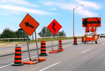 Divers travaux en plusieurs endroits cet été à Drummondville