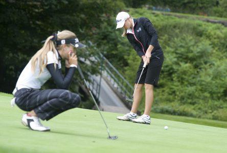 Les jeunes talents du golf québécois couronnés