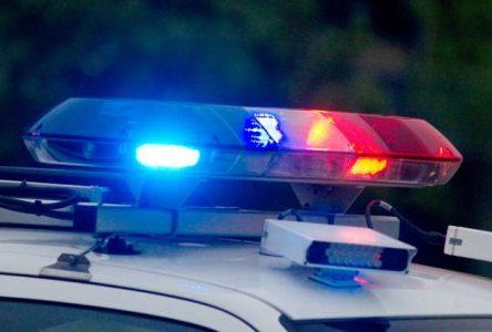 Congé de la fête du Travail : les policiers ont eu fort à faire