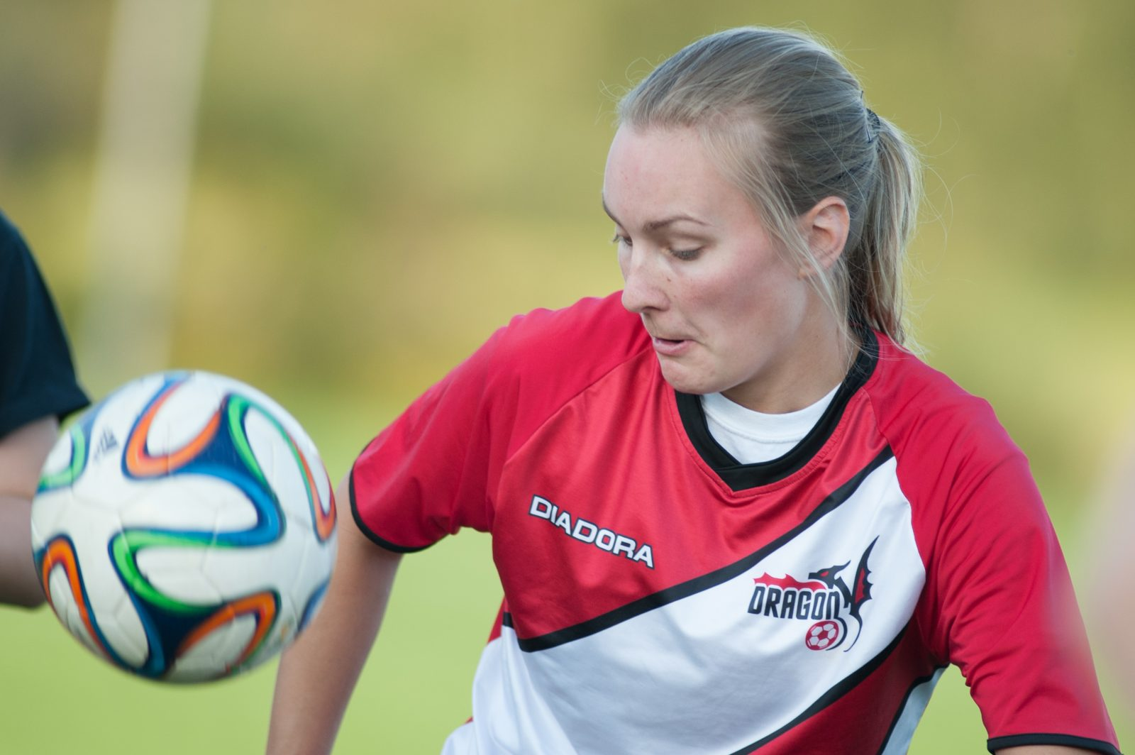 Jennifer Leclerc et les Dragons visent la Coupe Saputo