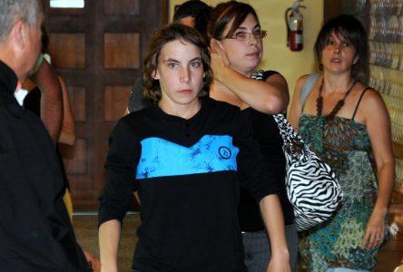 Jessyka Gauthier devra passer 45 fins de semaine en prison