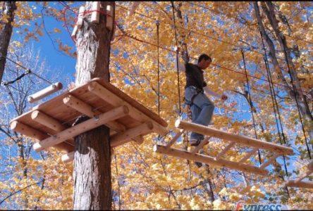 La Forêt Drummond, un terrain de jeux idéal à l'automne