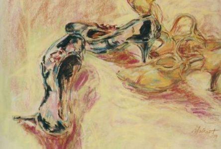 La peintre Nicole Jalbert expose en solo