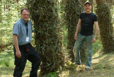 Marc Bergeron revient de la Lituanie avec le sentiment du travail bien fait