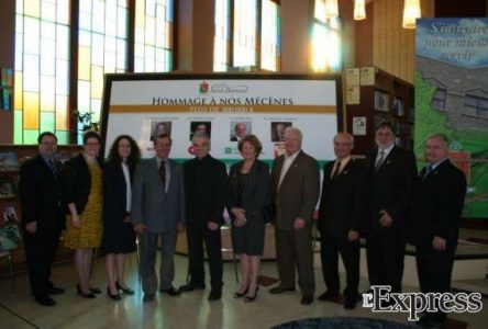 Le Collège Saint-Bernard introduit les neuf premiers membres de son panthéon
