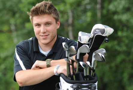 Golf : Loïck Laramée brille au championnat canadien junior