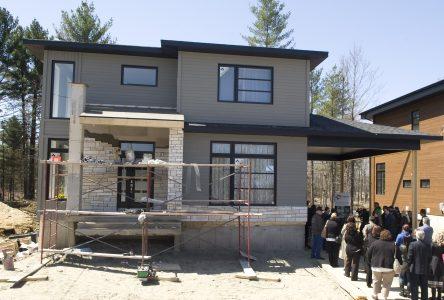 La maison L'Union-Vie est inaugurée