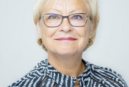 Saint-Cyrille : la conseillère Marthe Garneau souhaite un troisième mandat
