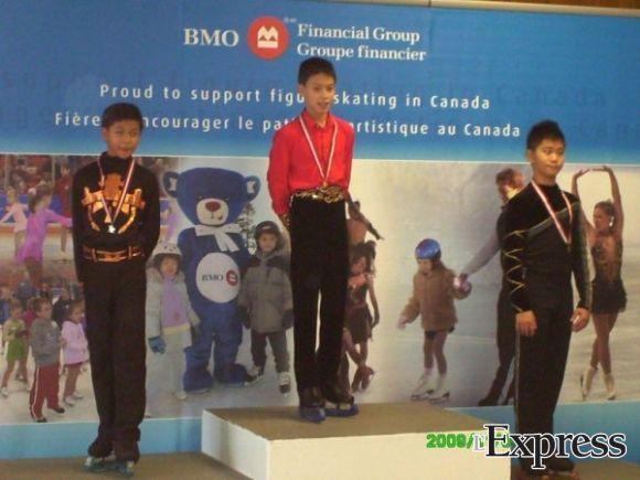 Patinage artistique : six podiums et trois champions pour Drummondville