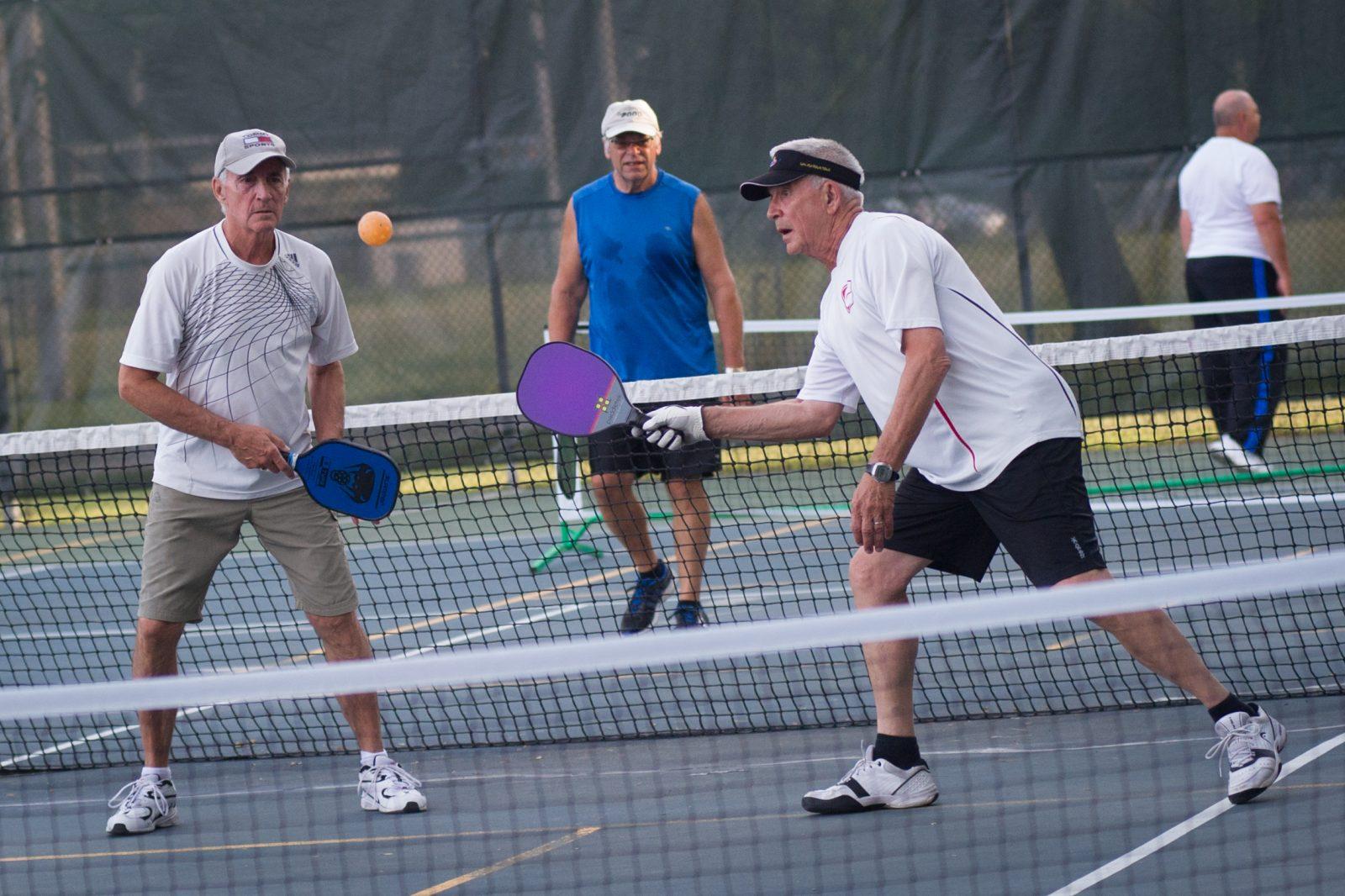 Des activités physiques pour les 65 ans et plus