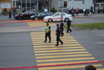 Une femme enceinte happée mortellement par une voiture sur le boulevard Laurier