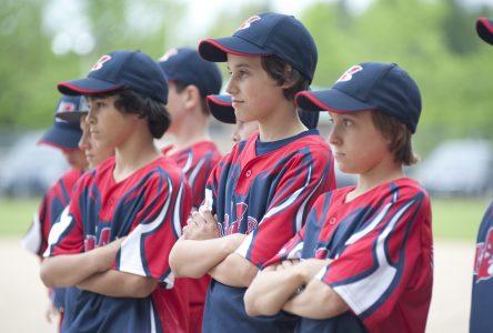 Baseball mineur : l'action ne manquera pas cet été