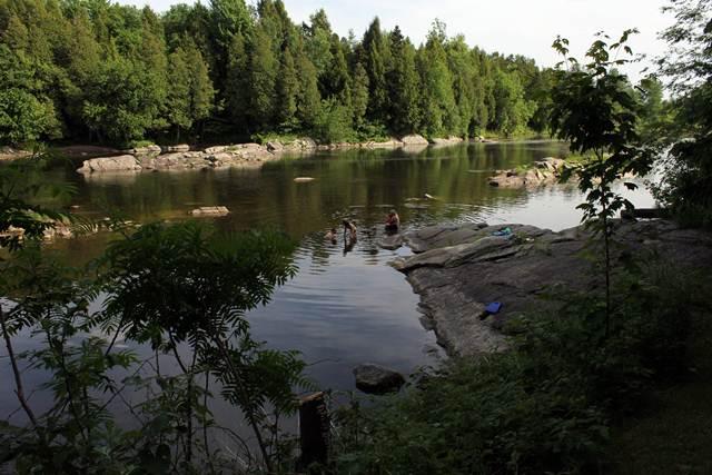 Saccage environnemental sur la rivière Nicolet
