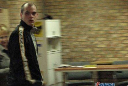 Sébastien Couture : la Couronne réclame trois ans ferme